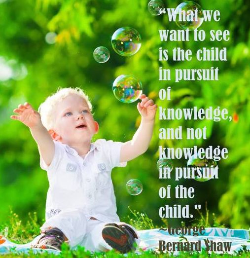 Children- Reading- Reading in Pursuit of Knowledge
