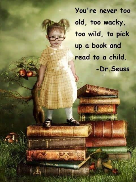 Children- Reading to Children, Dr. Seuss