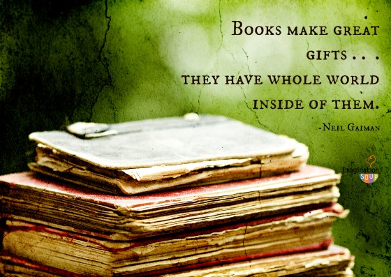 Reading- Book Gifts