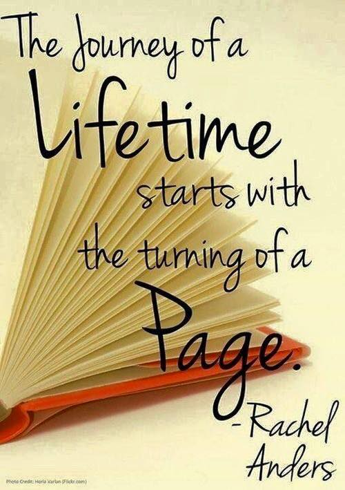 Reading- Journey of a Lifetime