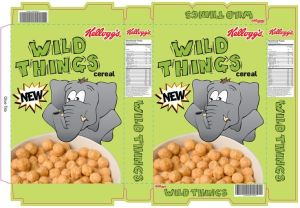 Cereal Box Image