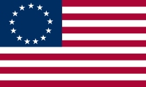 Old Glory-- Betsy Ross Flag