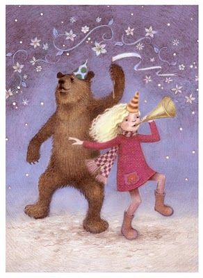 Bear Dance Party!