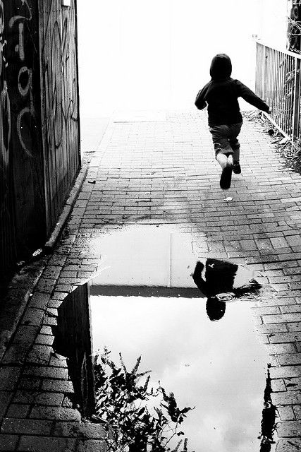 The Muggle in a Puddle
