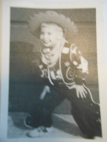 "The Little Cowpoke-- The ""Cisco Kid's Mini-Me"""