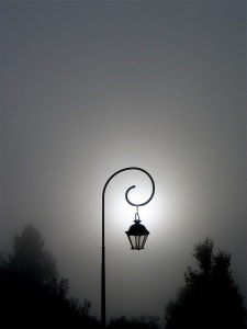 Lamp in the Fog