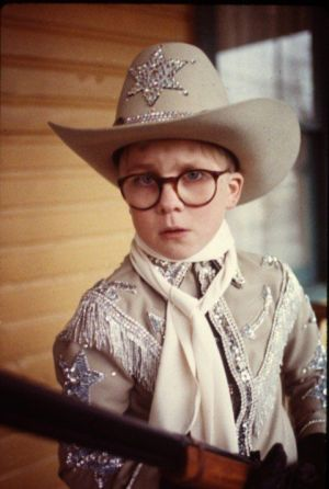 "Ralphie from ""A Christmas Story"""