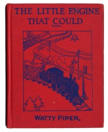 """""""The Little Engine That Could"""", my old copy"""