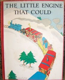 """""""The Little Blue Engine That Could"""""""