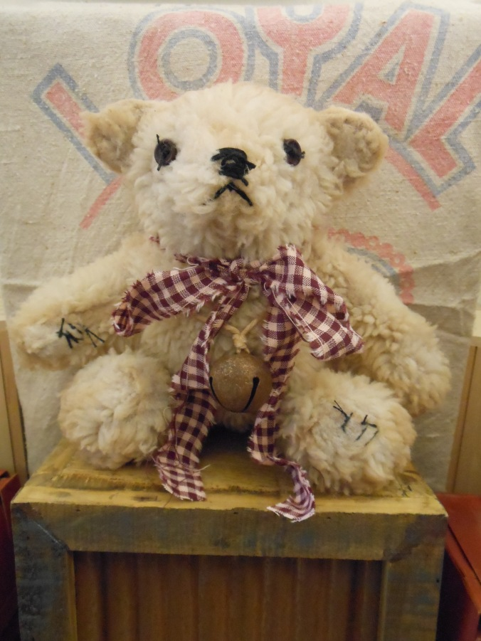 """Susie's Bear""-- created by James R. Milson"