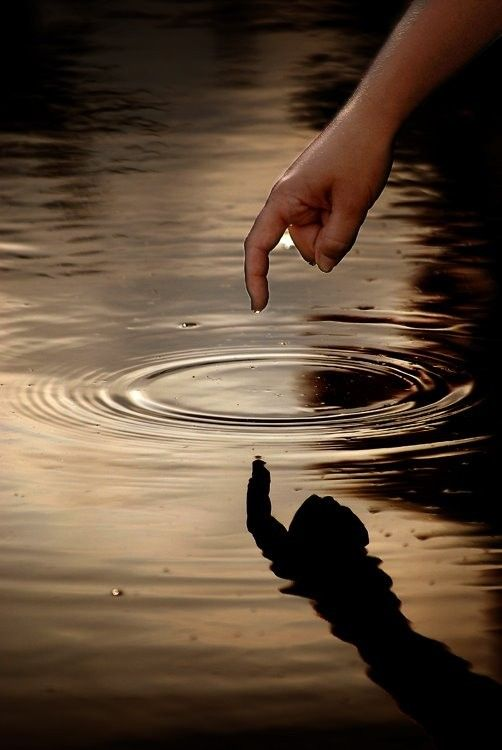 Sending Ripples Into The World