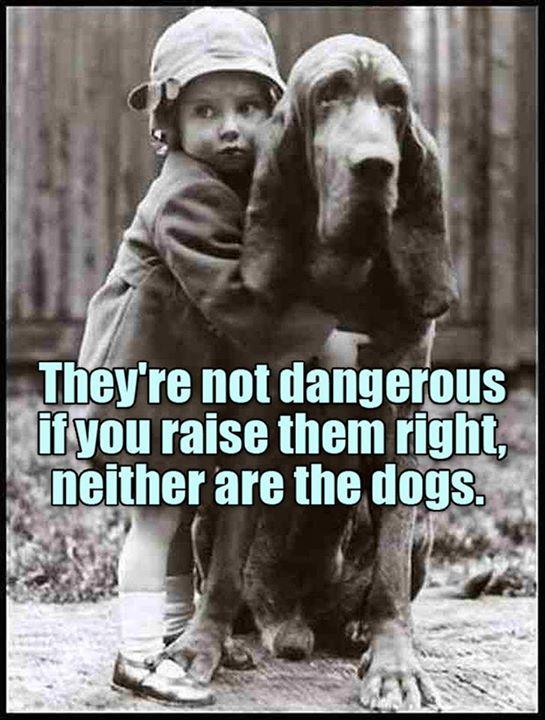 Children- Raising Them Right