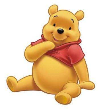 Winnie the Pooh, author A. A. Milne