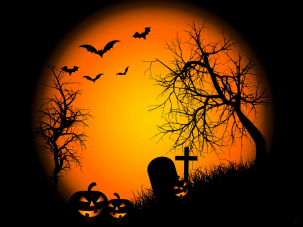 Holiday- Halloween- Art 12