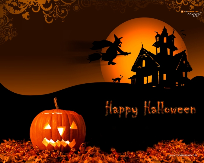 Holiday- Halloween- Art 7