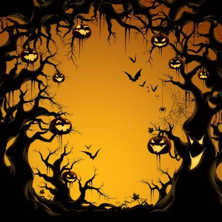 Holiday- Halloween- Art 8