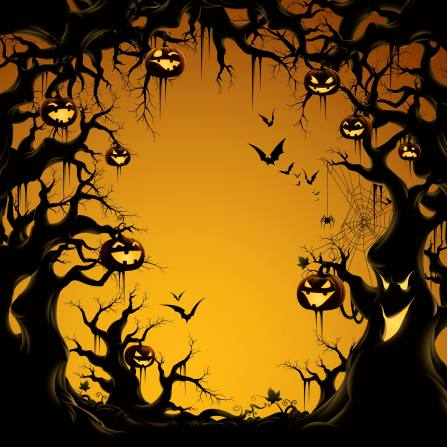 Holiday- Halloween- Art 8
