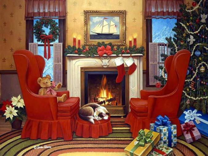 Artwork by John Sloane