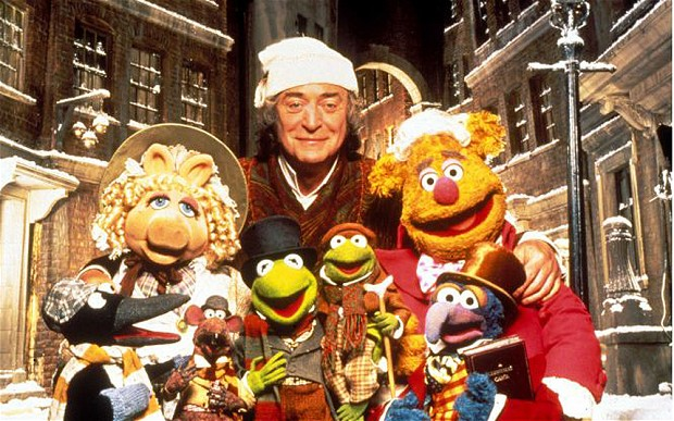 """The Muppet Christmas Carol"", 1992. Produced and Directed by Brian Henson for Jim Henson Productions, and released by Walt Disney Pictures."