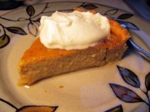 Cushaw Pie Slice, via blindpigandtheacorn.com