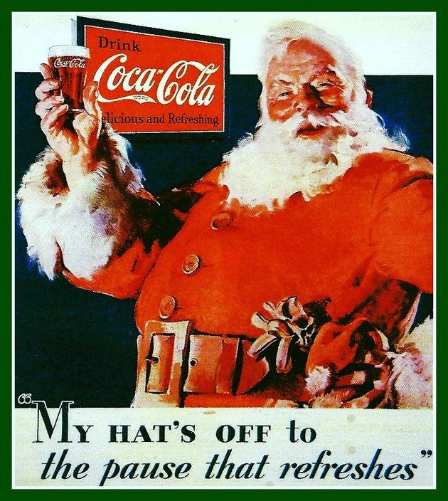 haddon-sundblom-coke-santa-1931-first-image-created