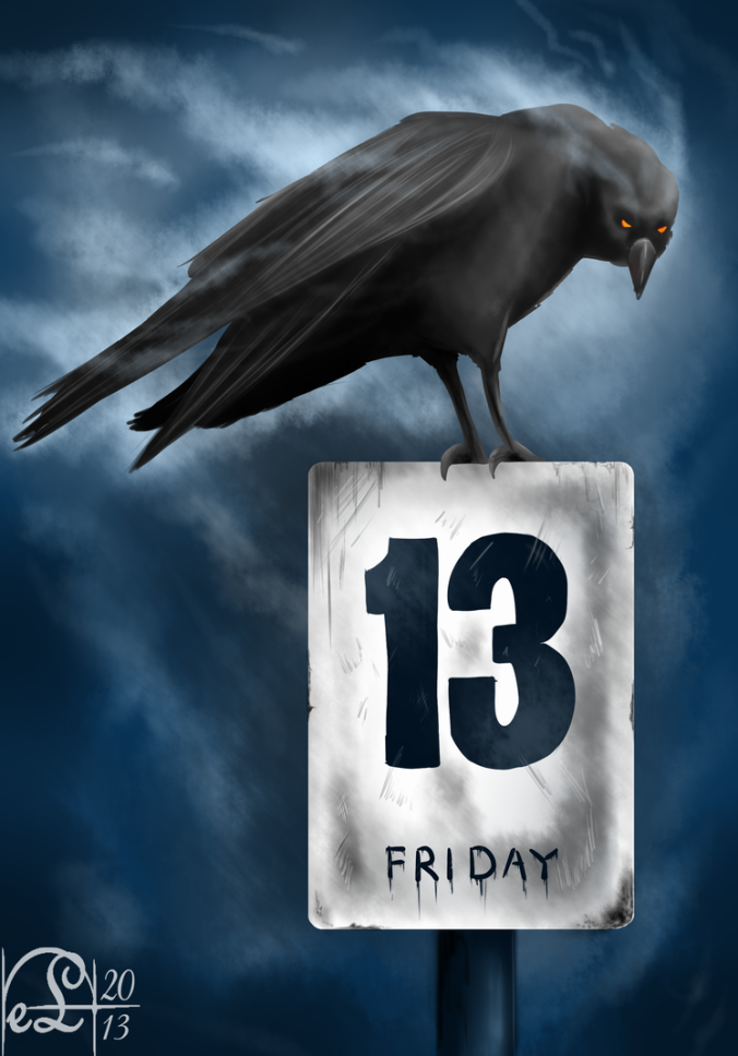 Happy Friday The 13th Fact Or Fallacy James Milson