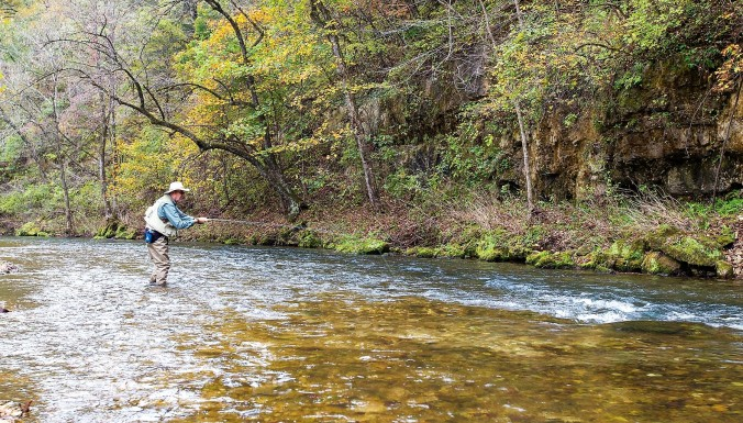 how to teach fly fishing