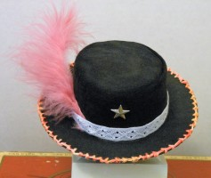 A Newly Finished Hat for a Bear or Doll