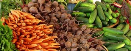 Farm Market via Valdosta Main Street