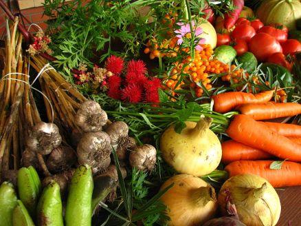 Farm Market via Wiki Images