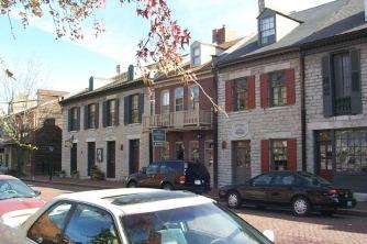 Historic Saint Charles Main Street 3 via Wikipedia