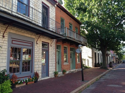 St. Charles Main Street via joggingroutes.org