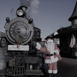 Christmas Trains — Tracking Memories Beneath the Tree   James Milson