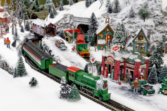 Ho Christmas Train.Children Families James Milson Writing Things Page 2