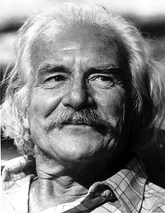 Will Geer -- Grandpa Walton 2